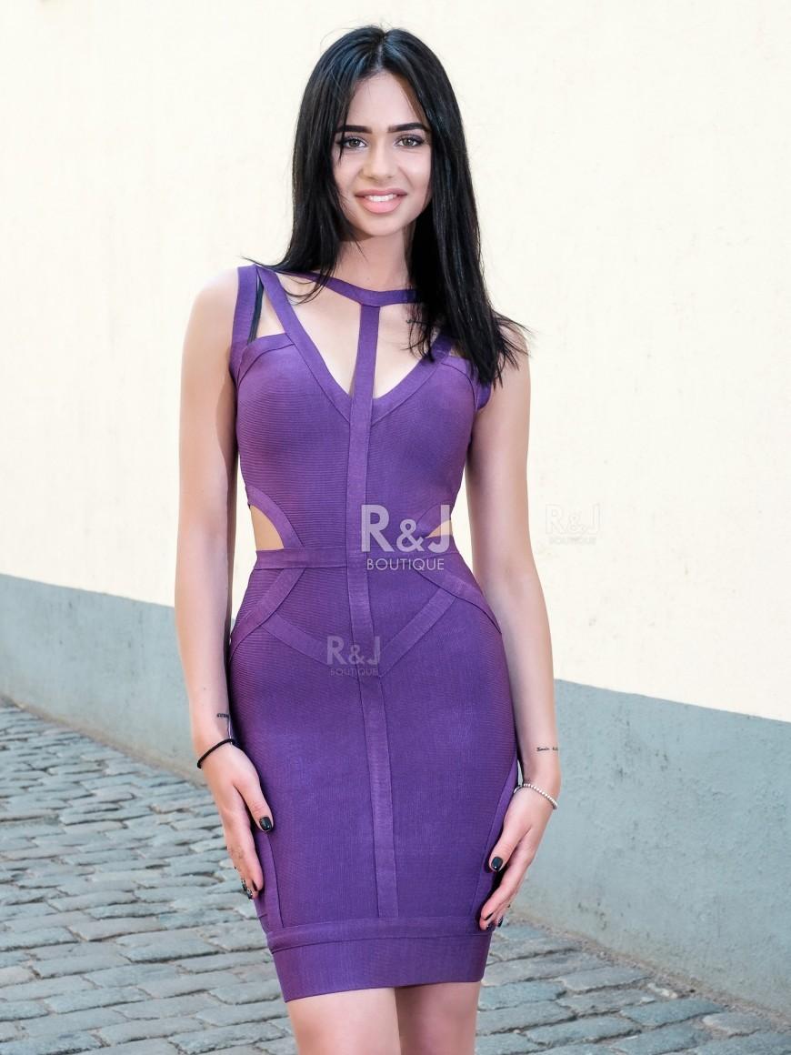Violeta kleita