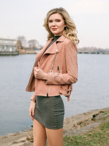Žamšādas jaka